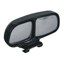 Car Blind Spot Mirror Left Side Rear View 360 Degrees Dual Mirrors Wide Angle