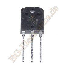 1 x 2SK1358    150W 900V Toshiba  SC-65 1pcs