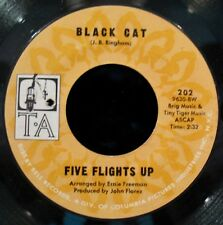 FIVE FLIGHTS UP-Black Cat & Do What You Wanna Do-A Nice Soul 45-TA #202