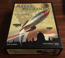 2013 Nevermore Games Mars Needs Mechanics Ben Rosset In The Age Of Steam