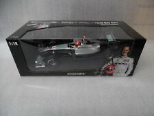 1:18 M.Schumacher Mercedes GP Comeback Limited 2010pcs. in OVP