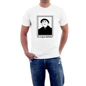 Tony Hancock T-shirt Self Portrait.The Rebel British Comedy Film TV Radio