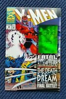 X-Men #25 Comic (1993 VF/NM) Anniversary Issue w Holographic Gambit Cover