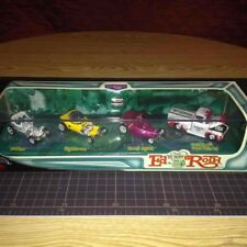 Excellent! Limited price reduction Rat Fink  minicar ED ROTH Hot Rod  Moon Eyes
