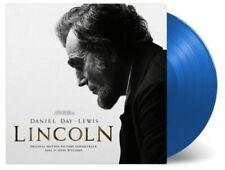 SOUNDTRACK - John Williams - Lincoln LP Vinyl BLUE Numbered New!
