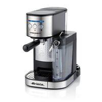 ARIETE 1384 Cremissima Macchina Caffè Espresso + Cappuccino Semi-Automatica