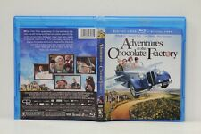 Adventures at the Chocolate Factory (Blu-Ray/DVD, Digital on Disc) FREE Shipping