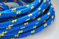 30%Sale!!!!! 6mm Polypropylene Rope Braided Cord Line Sailing Boating Camping