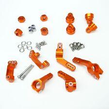 Gen3 RC Orange Aluminum 6061-T6 Upgrade Kit for Traxxas Slash Rustler Stampede