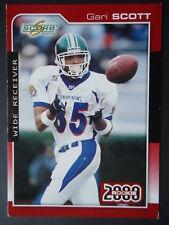 NFL 319 Gari Scott Philadelphia Eagles Rookie Score 2000