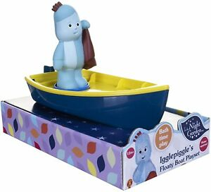 In The Night Garden 2049 Igglepiggle'S Floaty Boat Playset