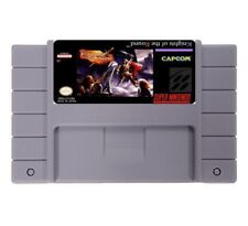 Knights of the Round SNES Super Nintendo USA edition video game cartridge cart