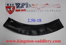 "Horse Carriage Rubber Inner Tube 2.50""-18"" for Cart Gig Pneumatic Wheels"