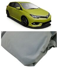 Car Cover Suits Toyota Corolla Hatchback 4.07-4.57m WeatherTec Weather Resistant