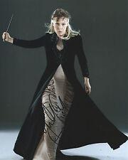 Helen McCrory 'HARRY POTTER' Signed 10x8 Photo AFTAL OnlineCOA (B)