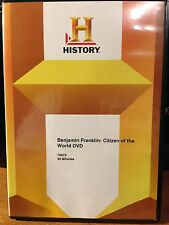 Benjamin Franklin: Citizen of the world DVD HISTORY/BIOGRAPHY Series