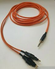 HD650 HD600 HD580 cable OFC headphone Cable 3m 3.5mm Jack