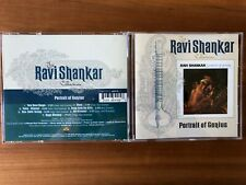 The Ravi Shankar Collection - Ravi Shankar - Portrait of Genius CD - Great Cond.