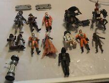 Star Wars Action Figure lot Ewoks Pilots Darth Vader Droids
