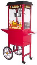 MACCHINA per popcorn con carrello UK!!!