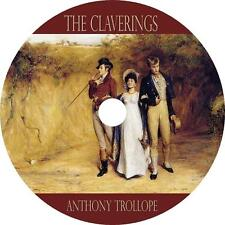 The Claverings, Anthony Trollope Classic Adventure Audiobook on 18 Audio CDs