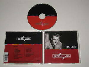 Bing Crosby / Universal Legends (Uni 112 264-2) CD Álbum