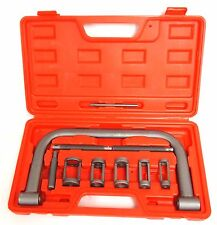 New Valve Spring Compressor Set C Clamp Auto Motorcycle Tools