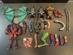 Marvel Legends Build A Figure Parts Lot. Sentinel Apocalypse Onslaught And More