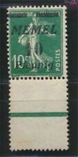 Memelgebiet 54b geprüft nuevo 1922 Aufdruckausgabe (9039377