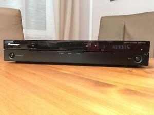 Pioneer DVR-560H HDD/DVD Recorder + FB - 160GB Festplatte