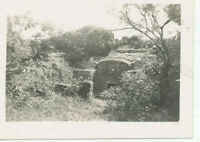 WWII 1945 USAAF 26th Bomb SQ Cpl Boricheski Okinawa Photo Tomb