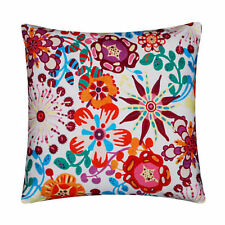 "Bedroom Floral Decorative Cushions & Pillows 16x16"" Size"