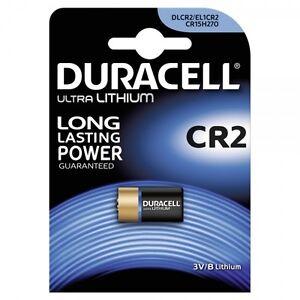 1 x Duracell Ultra Lithium Photo CR2 DLCR2 ELCR5, 1 x 1er Blister, MHD 3/2028