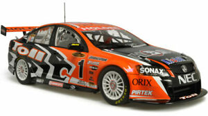 2007 Toll HSV Dealer Team Rick Kelly VE Commodore 1:18 Classic