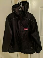 Charles River Men's Nor'easter Waterproof Jacket SPEED TV reporter black L Large