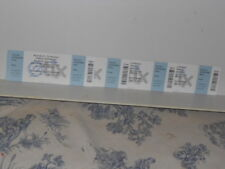 (4) Unused Franz Ferdinand Rock Concert Promotional Tickets Milwaukee, Wi