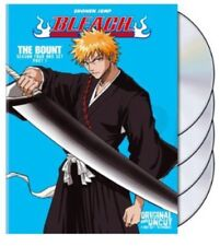Bleach: Uncut Part 1 [New DVD] Boxed Set, Full Frame, Repackaged