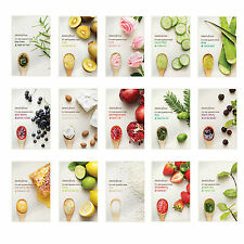 Innisfree It's Real Squeeze Mask Sheet Variety Set - 15 Sheets Korean Cosmetics