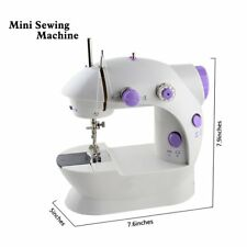 Mini Sewing Machine, iBesi Portable Electric Sewing Machine with Lamp and Thread