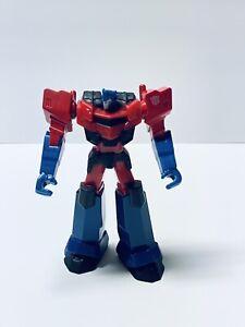 Hasbro Transformers McDonalds Toys Optimus Prime 2016