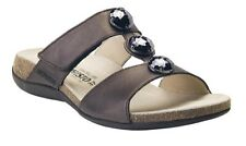 Mephisto Ladies Adua Bronze Leather Sandals Womens Strappy Shoes UK Size 7.5