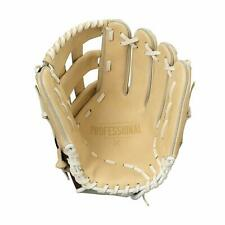 New Easton Professional Collection C43 RHT Baseball Infield Glove 12 Beige/Brown