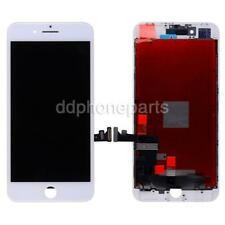 USA White LCD Screen Touch Digitizer + Bezel Frame For Apple iPhone 8 Plus 5.5""
