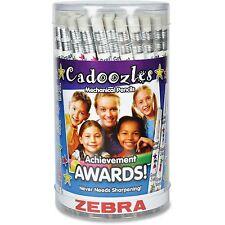 ZEBRA PEN CORP. Cadoozles Mechanical Pencil, 0.9 mm, Assorted, 72/Pack 56607