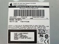 Apple CD CR-587-C 24X-ATAPI CR-ROM Drive