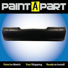 2006 2007 Lincoln Town Car (W/O Sensors) Rear Bumper Cover (FO1100342) Painted