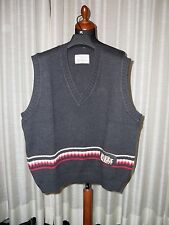 Gilet  - AVIREX USA - CO. LTD. - Knitted Goods - Taglia S - Misto Lana