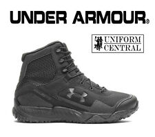 NEW STYLE Under Armour UA Men's Black VALSETZ RTS 1.5 Tactical Boots 3021034 001