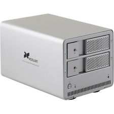 """Xcellon DRD-101 Dual-Bay System for 3.5"""""""" SATA Hard Disk Drives"""