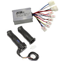 24V 250W DC Motor Brushed Speed Controller + Throttle Twist  for Electric Bike